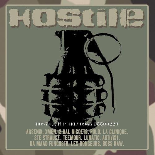 Hostile Hip-hop