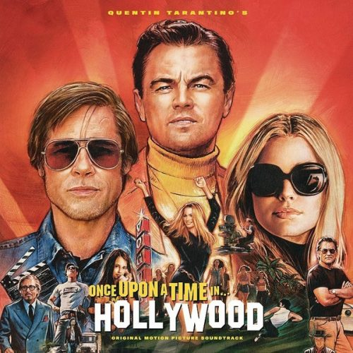 Quentin's tarantino Once Upon a time in hollywood Original motion picture soundtrack