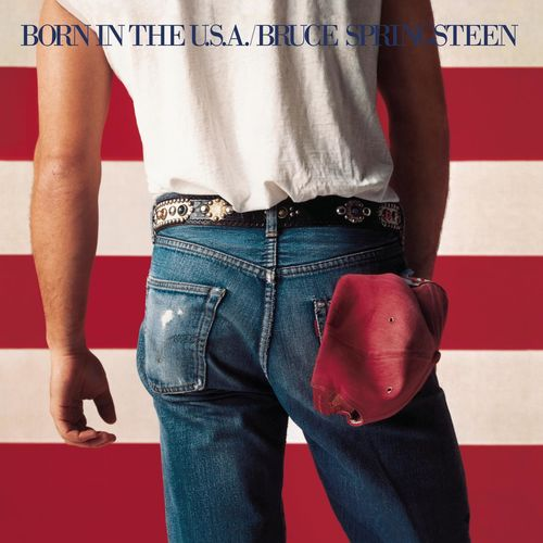 Bruce Sprinsteen Born in the usa