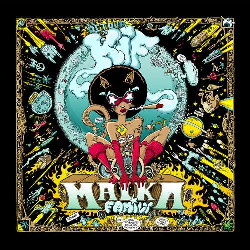 malka family – le retour du kif