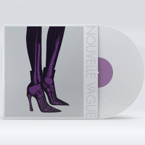 Mock-Up - Nouvelle Vague Wax Buyers Club Vinyle square