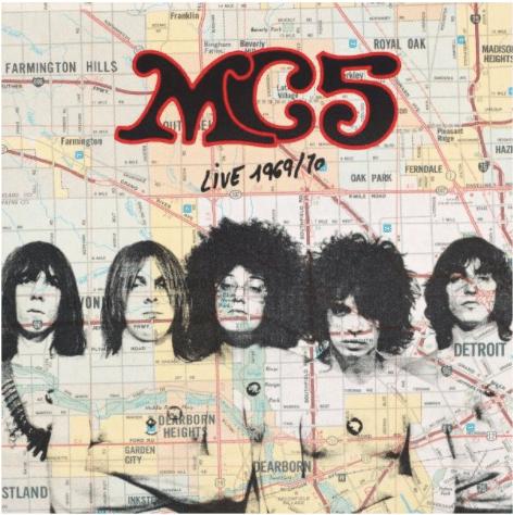 MC5 Live 1969:1970
