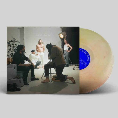 Mockup swear I love You - Wax Buyers Club - square
