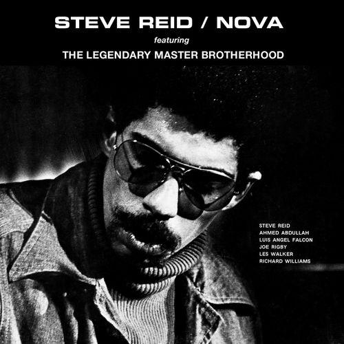 Steve Reid Nova
