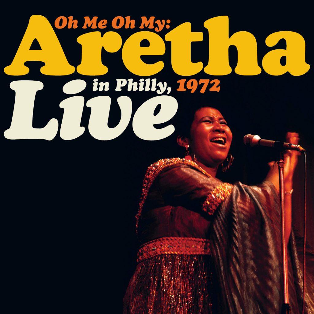 Aretha Franklin Live disquaire day