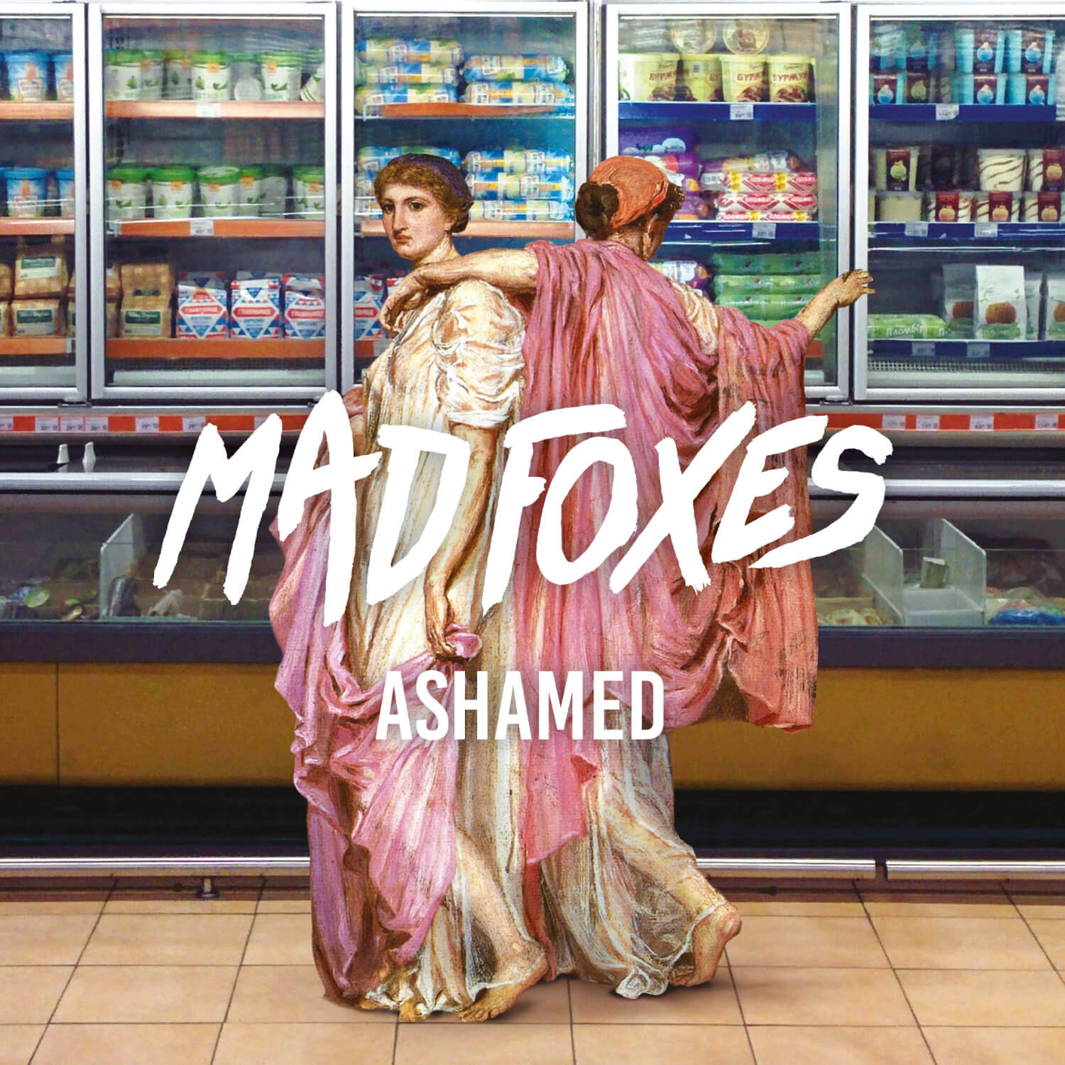 Front Cover Mad foxes