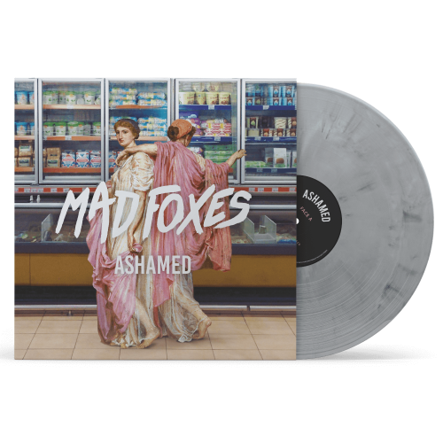 Mockup Mad Foxes - Ashamed - Wax Buyers Club Exclusive 2 square