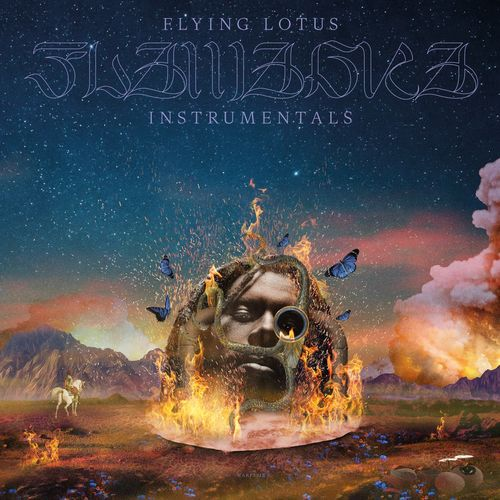 Flying Lotus - Flamagra (Instrumentals) - Vinyle