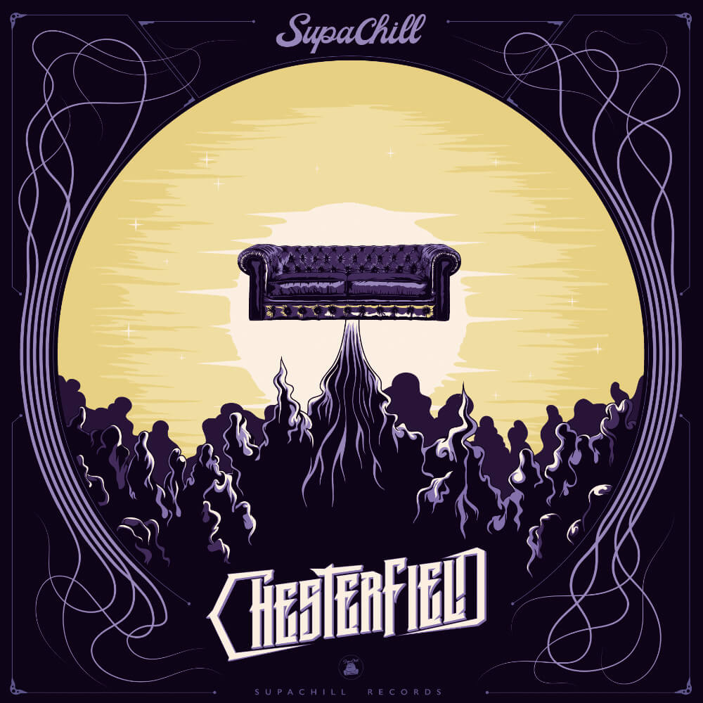 Supachill Chesterfiel Front cover