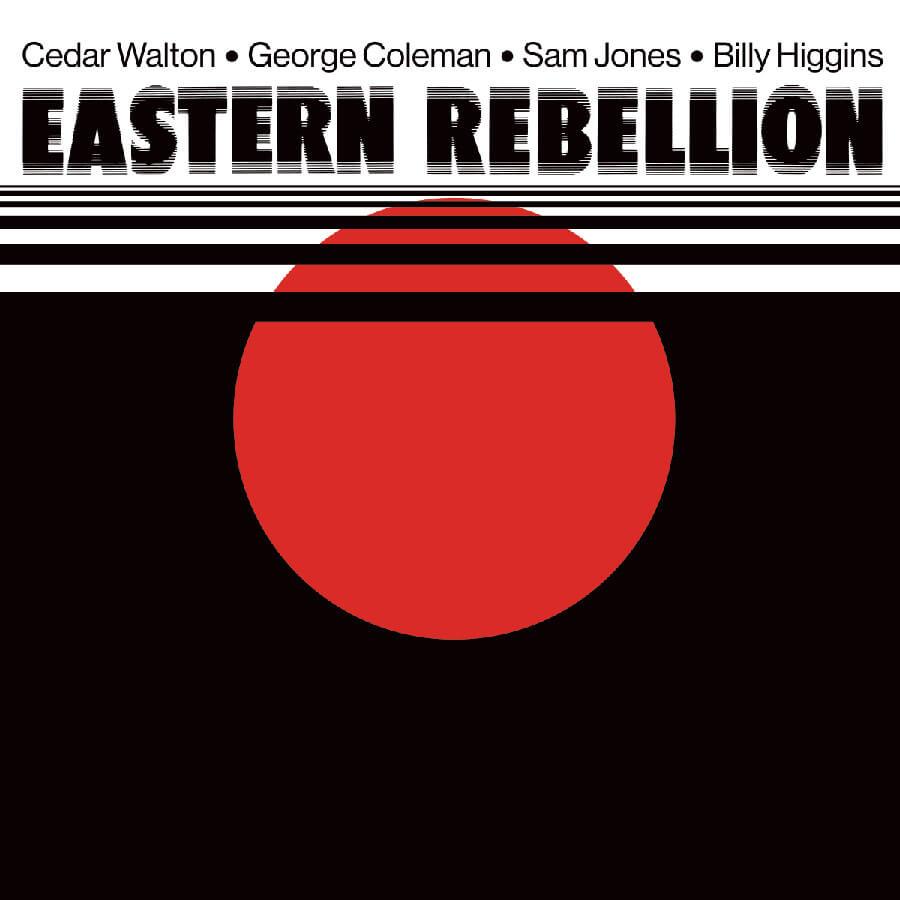 Eastern Rebellion frontcover