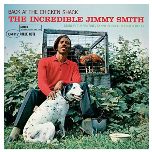 Jimmy Smith - Back at the chicken shack - Vinyle