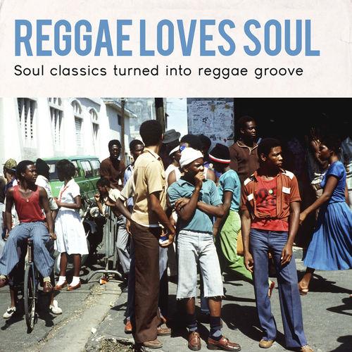 Reggae Loves Soul - Vinyle